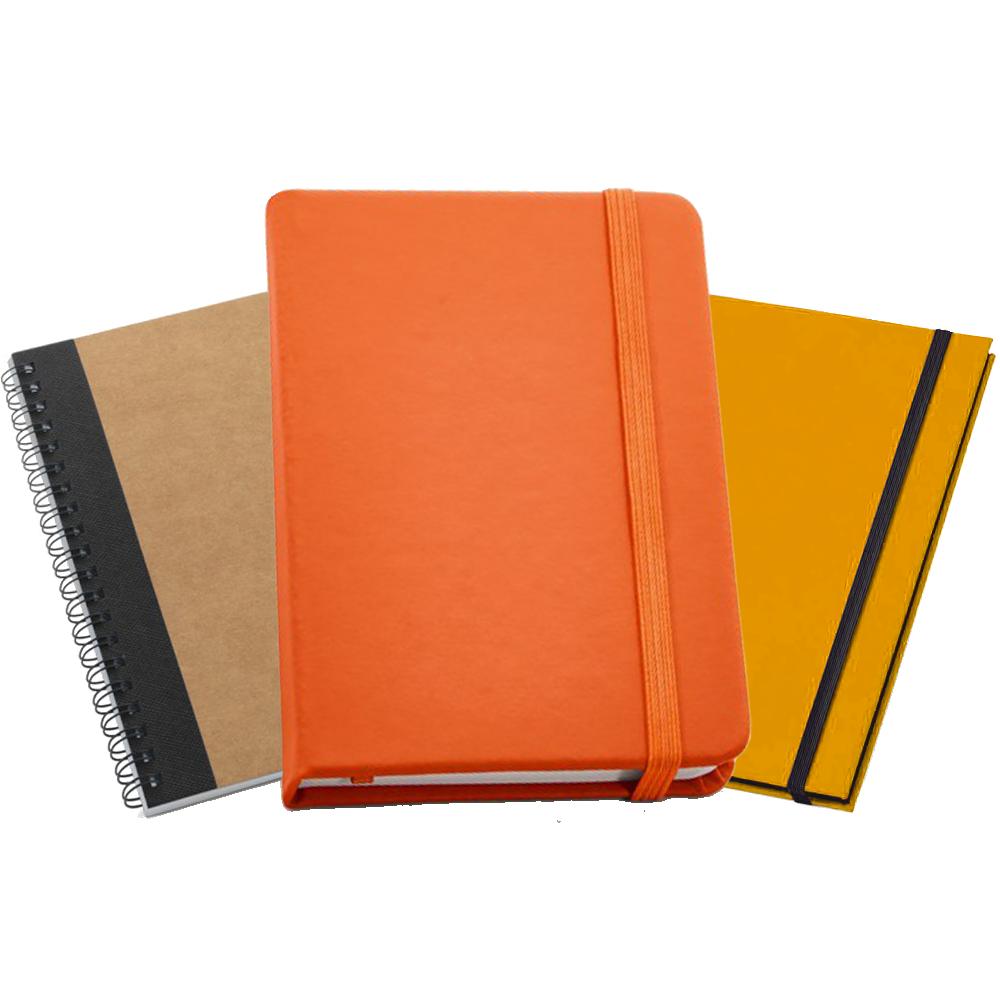 Blocos e Cadernetas