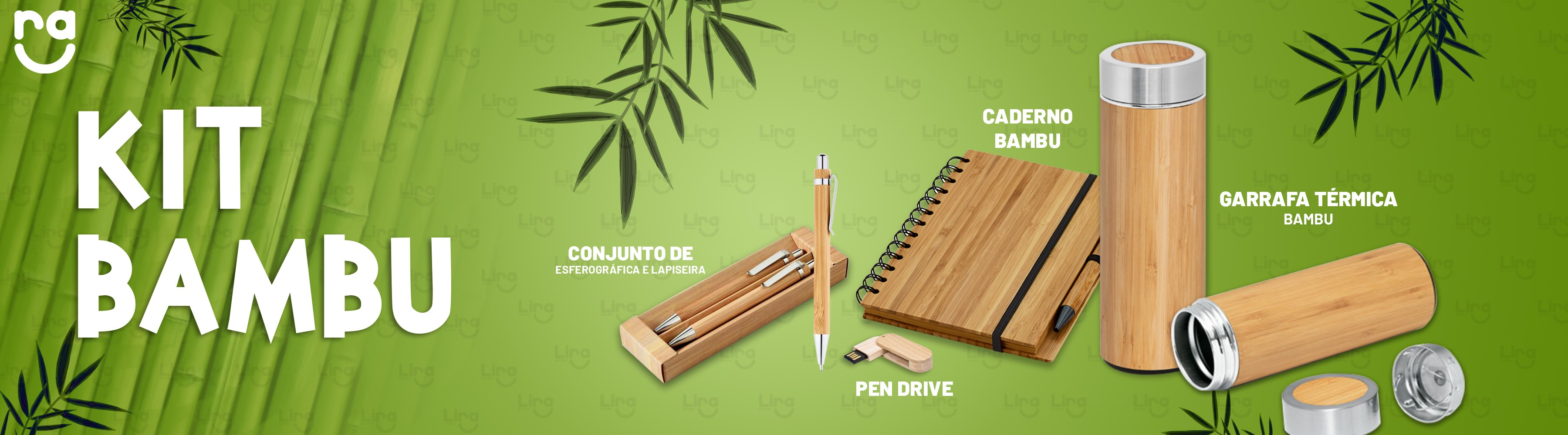 Kit Bambu -  2019