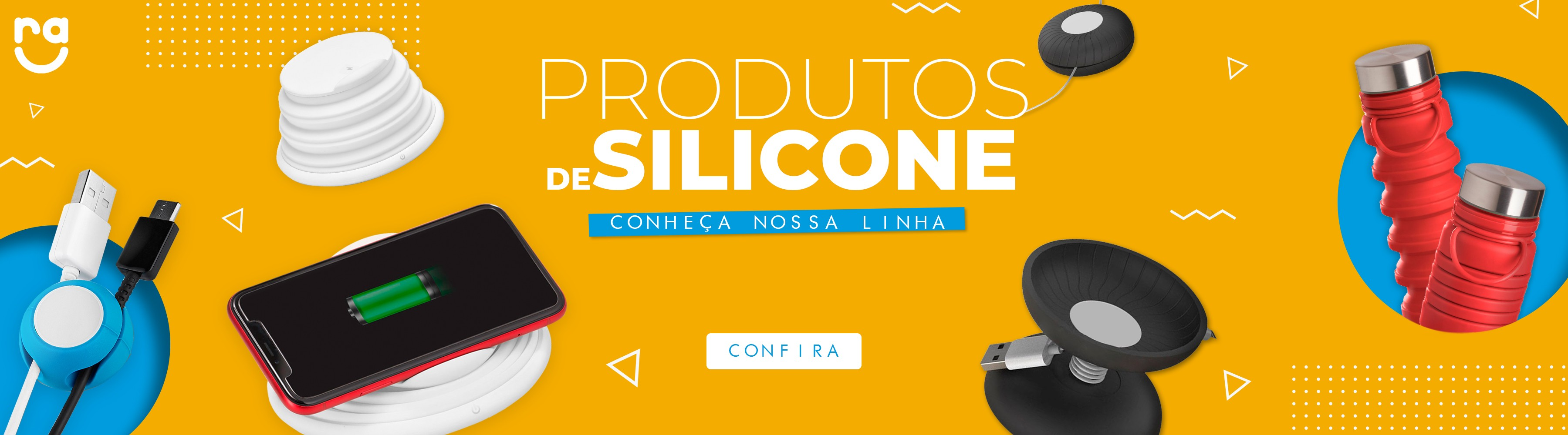 Produtos de Silicone