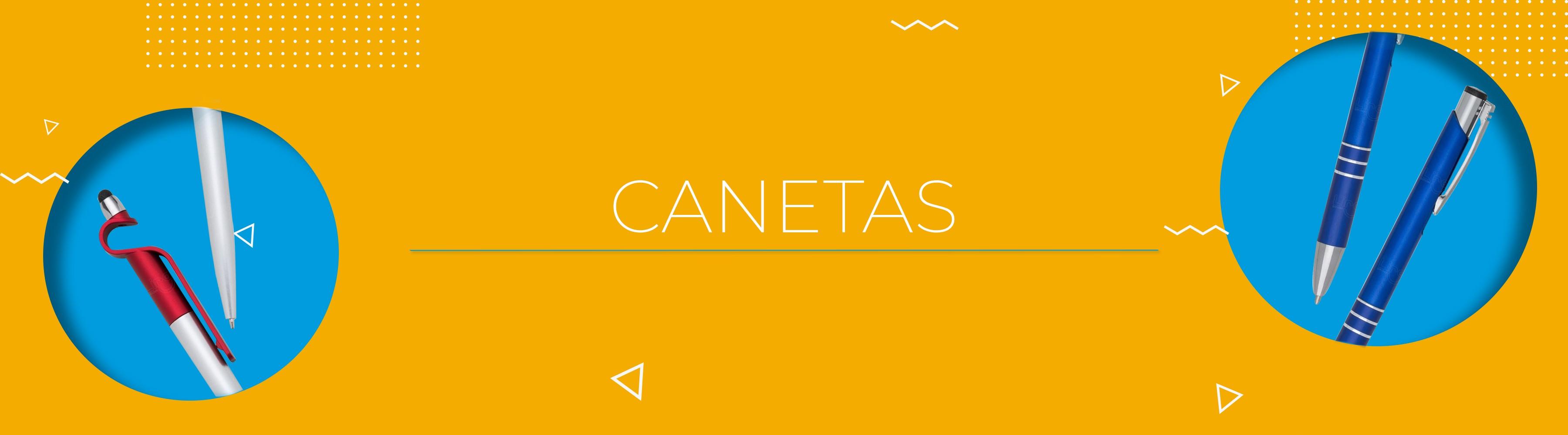 Banner Canetas