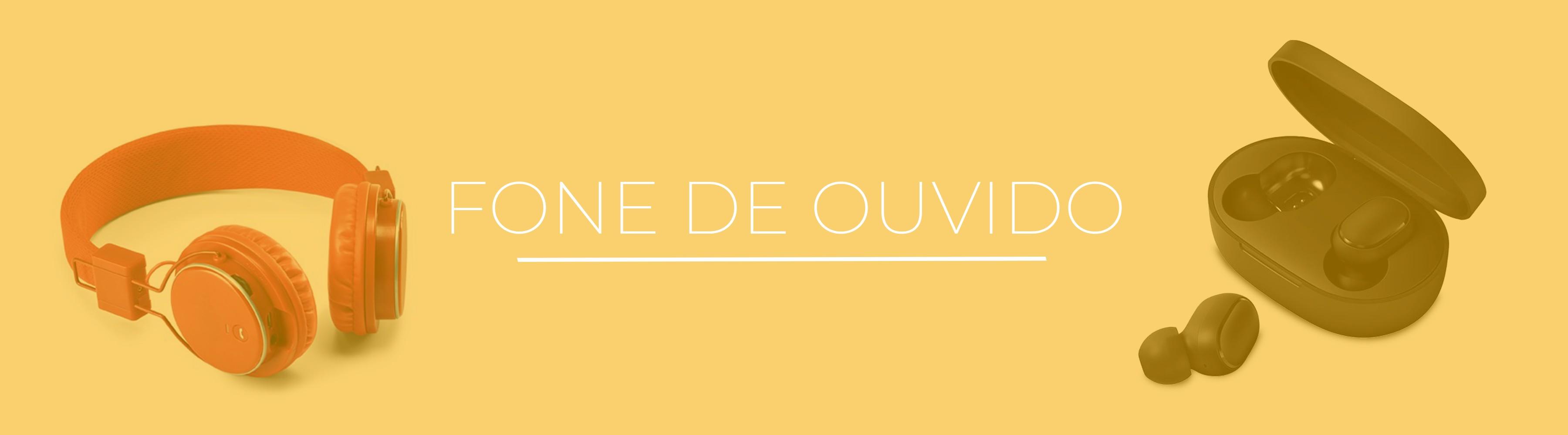 Banner Fone de Ouvido