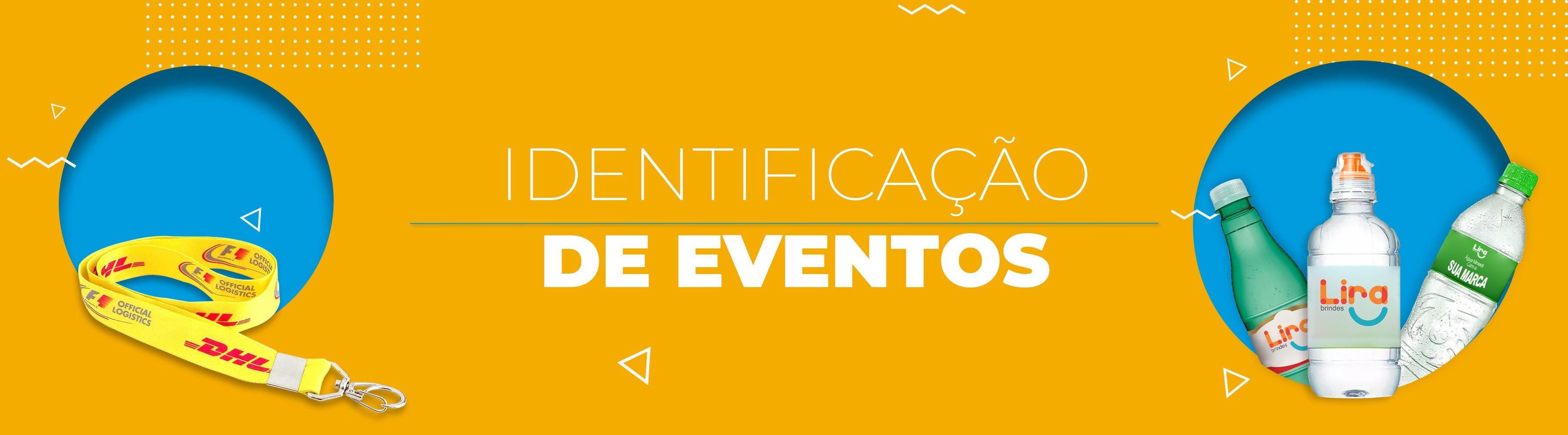 Identificação para Eventos