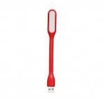 Luminária USB Color Personalizada Vermelho