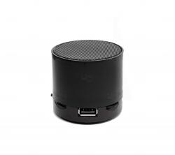 Caixinha De Som C/ Bluetooth Personalizada Preto