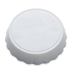 Brinde Imã Abridor De Garrafa Personalizado Branco