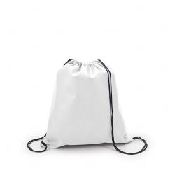 Sacochila Personalizada - 41x37 cm Branco