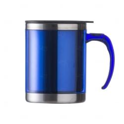 Caneca De Inox Colorido Personalizada - 400 ml