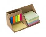 Cubo Mini Escritório Portátil Personalizado - 9,00 x 9,00 cm