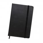 Caderneta Tipo Moleskine C/ Pauta Personalizado - 14,2 x 9,1 cm