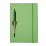 Bloco De Anotações Com Caneta Personalizada - 19,7 x 13,5 cm