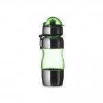 Squeeze Plástico C/ Metal Personalizado - 450 ml Verde