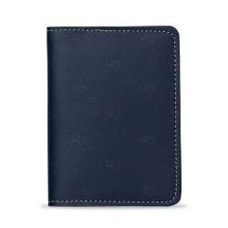 Porta Passaporte Bidins Personalizado