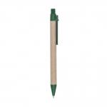 Caneta Ecológica Personalizada Verde