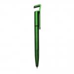 Caneta Esferográfica Touch com Suporte  Personalizada Verde