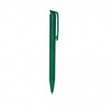 Caneta Fosca de Plástico Personalizada Verde