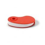 Borracha Personalizada Vermelho