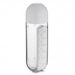 Squeeze Plástica com Porta Comprimidos Personalizado - 740ml