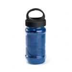 Squeeze com Toalha Personalizada - 440ml Azul