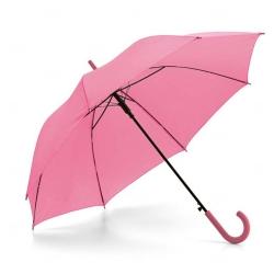 Guarda Chuva Colorido Personalizado Rosa Claro