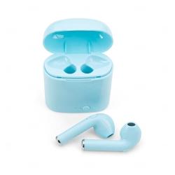 Fone de Ouvido Bluetooth Breeze Personalizado Azul