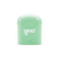 Fone de Ouvido Bluetooth Breeze Personalizado Verde