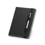 Caderno de Anotações Personalizado - 21 x 14,5 cm