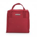 Bolsa Térmica Em Nylon Personalizada 7 Litros Vermelho