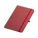 Caderno Tipo Moleskine Personalizado - 21 x 14 cm