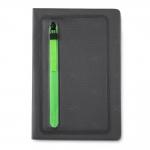 Caderno Com Zíper Personalizado - 21,5 x 14,5 cm