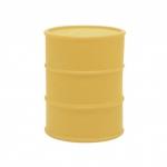 Tambor Anti Stress Personalizado Amarelo