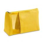 Necessaire para Cosméticos Personalizada Amarelo