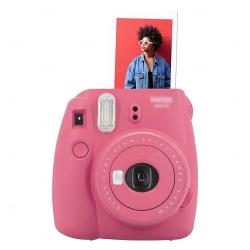 Brinde Câmera Personalizada Instantânea Rosa Flamingo