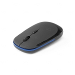 Mouse Sem fio Personalizado Azul