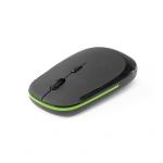 Mouse Sem fio Personalizado Verde