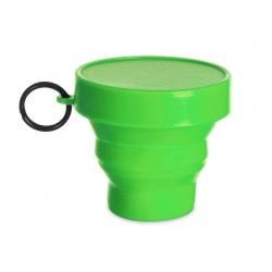 Copo Personalizado Dobrável - 150 ml Verde
