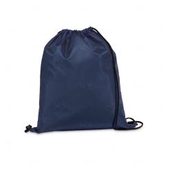 Saco Mochila Personalizada - 35x41 cm Azul Marinho