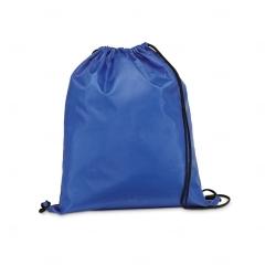 Saco Mochila Personalizada - 35x41 cm Azul