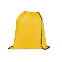 Saco Mochila Personalizada - 35x41 cm Amarelo