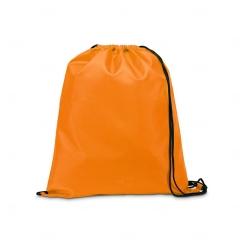 Saco Mochila Personalizada - 35x41 cm Laranja