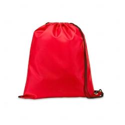 Saco Mochila Personalizada - 35x41 cm Vermelho