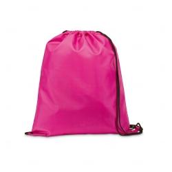 Saco Mochila Personalizada - 35x41 cm Rosa Pink