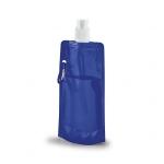 Squeeze Dobrável Personalizado - 420ml Azul Marinho