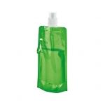 Squeeze Dobrável Personalizado - 420ml Verde