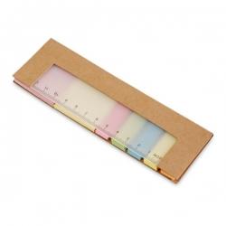 Bloco de Notas Adesivas Personalizado - 15,90 x 5,00 cm