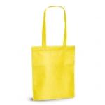 Sacola em TNT Personalizada - 40x35 cm Amarelo