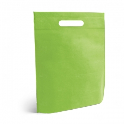 Sacola Grande em TNT Personalizada Verde Claro