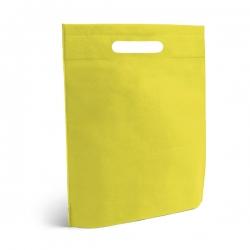 Sacola Grande em TNT Personalizada Amarelo
