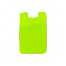 Adesivo Porta Cartão Personalizado Verde Claro