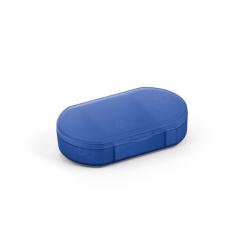 Porta Comprimidos Personalizado Plástico Roxo