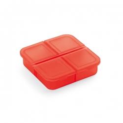 Porta Comprimidos Personalizado Vermelho
